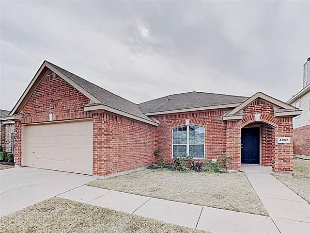 4857 Madyson Ridge Drive, Fort Worth, TX 76133 (MLS #14227976) :: Keller Williams Realty