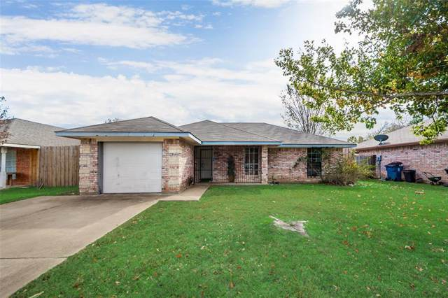 514 Mary Jane, Seagoville, TX 75159 (MLS #14227979) :: RE/MAX Town & Country