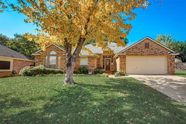 5321 Meadow Chase Lane, Flower Mound, TX 75028 (MLS #14227999) :: RE/MAX Town & Country