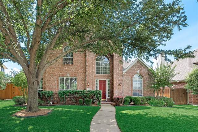 403 Mainsail Drive, Allen, TX 75013 (MLS #14228003) :: RE/MAX Town & Country