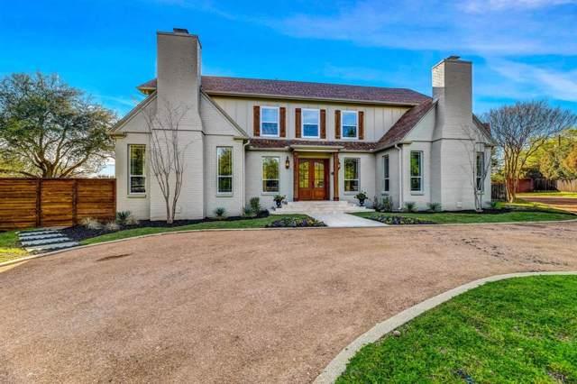 4303 Enfield Drive, Dallas, TX 75220 (MLS #14228005) :: Bray Real Estate Group