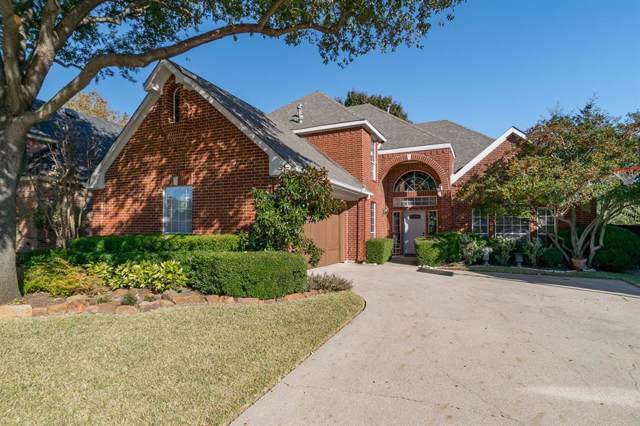 1507 Crown Point Road, Mckinney, TX 75072 (MLS #14228007) :: All Cities Realty