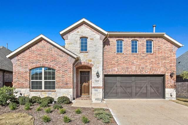 2517 Hunters Boulevard, Lewisville, TX 75056 (MLS #14228018) :: The Rhodes Team