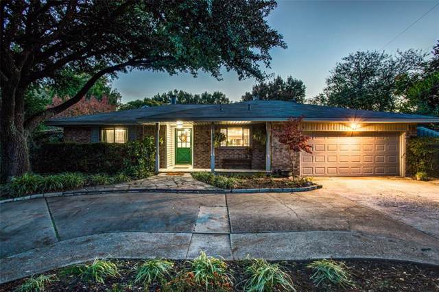 202 Allenwood Drive, Allen, TX 75002 (MLS #14228023) :: RE/MAX Town & Country