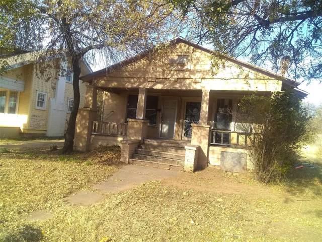 1512 Kemp Boulevard, Wichita Falls, TX 76309 (MLS #14228035) :: Vibrant Real Estate