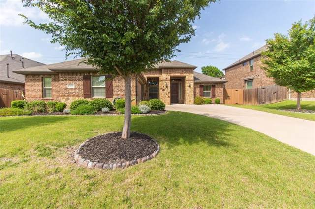 6506 Tuckers Place, Rowlett, TX 75089 (MLS #14228041) :: RE/MAX Town & Country