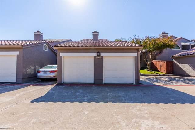 4242 N Capistrano Drive #177, Dallas, TX 75287 (MLS #14228042) :: RE/MAX Landmark