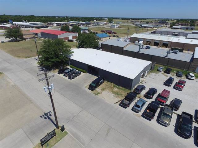 1001 N Industrial Boulevard, Pilot Point, TX 76258 (MLS #14228043) :: The Real Estate Station