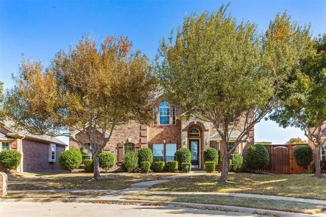 11747 Mordor Lane, Frisco, TX 75035 (MLS #14228048) :: The Kimberly Davis Group