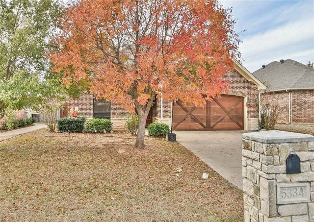 5334 Mission Circle, De Cordova, TX 76049 (MLS #14228053) :: RE/MAX Town & Country