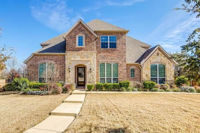 1249 Edgemere Drive, Keller, TX 76248 (MLS #14228069) :: Frankie Arthur Real Estate