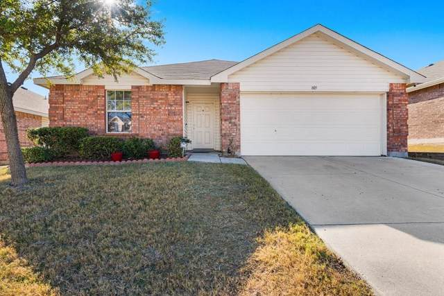 805 Rio Bravo Drive, Fort Worth, TX 76052 (MLS #14228070) :: RE/MAX Town & Country