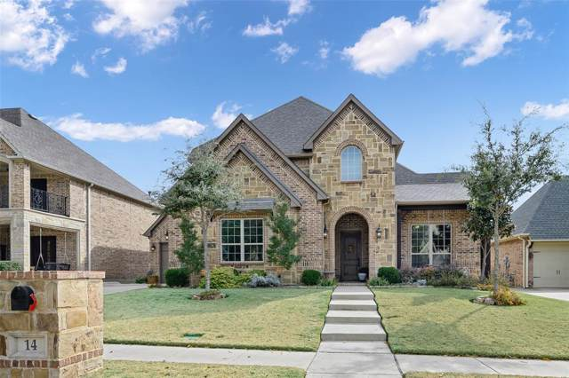 14 Wimbledon Court, Heath, TX 75032 (MLS #14228076) :: RE/MAX Town & Country