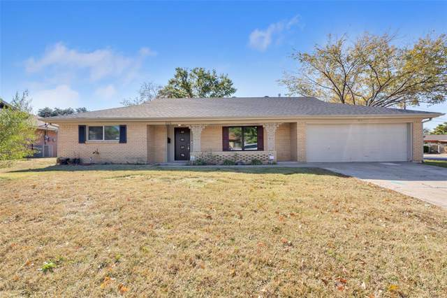 229 Cotillion Road, Fort Worth, TX 76134 (MLS #14228079) :: RE/MAX Town & Country
