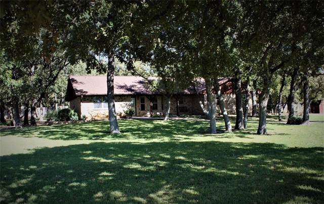 165 County Road 3131, Decatur, TX 76234 (MLS #14228085) :: RE/MAX Town & Country
