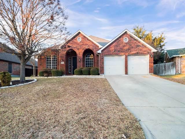 2615 Morgan Ann Avenue, Mansfield, TX 76063 (MLS #14228100) :: The Tierny Jordan Network