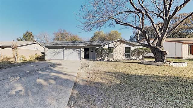 1613 Jackson Street, Grand Prairie, TX 75051 (MLS #14228116) :: RE/MAX Pinnacle Group REALTORS