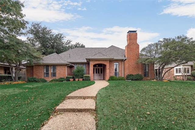 5313 Barouche Court, Plano, TX 75023 (MLS #14228127) :: The Good Home Team