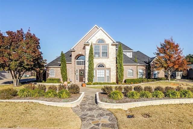 1613 Bent Creek Drive, Cleburne, TX 76033 (MLS #14228136) :: Potts Realty Group