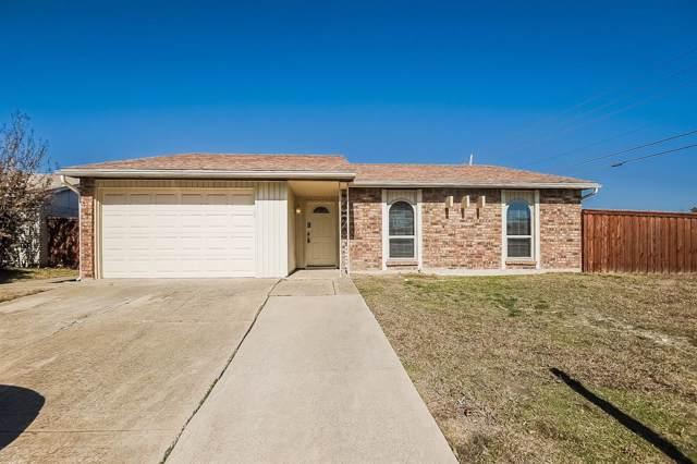 571 Oldbridge Drive, Allen, TX 75002 (MLS #14228144) :: The Kimberly Davis Group
