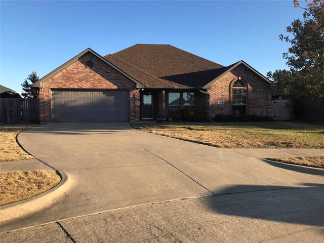1401 Highglen Trail, Kaufman, TX 75142 (MLS #14228147) :: Caine Premier Properties