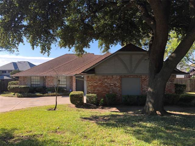 1304 Rusdell Drive, Irving, TX 75060 (MLS #14228166) :: RE/MAX Town & Country