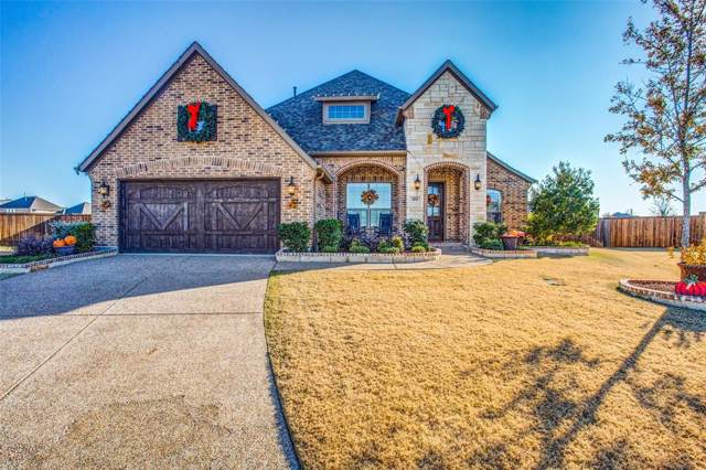 4018 Bear Creek Court, Celina, TX 75078 (MLS #14228176) :: All Cities Realty