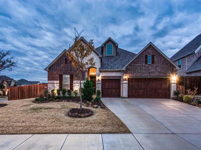 2310 Arbol Way, Prosper, TX 75078 (MLS #14228179) :: RE/MAX Town & Country