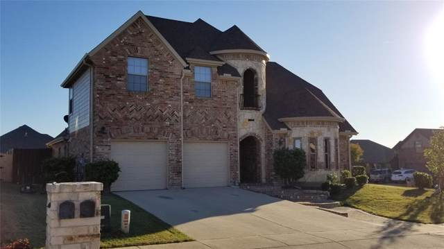 41 S Highland Drive, Sanger, TX 76266 (MLS #14228187) :: The Mauelshagen Group