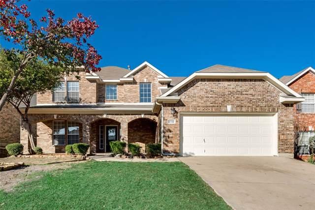 2732 Castlecove Drive, Grand Prairie, TX 75052 (MLS #14228192) :: RE/MAX Town & Country