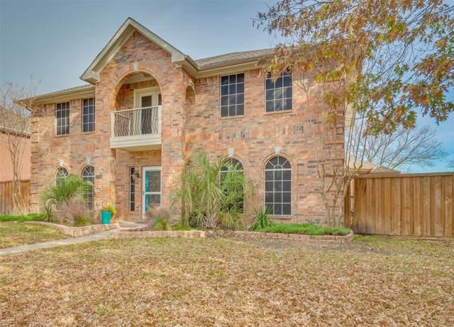2214 Dana Drive, Rowlett, TX 75088 (MLS #14228202) :: Robbins Real Estate Group
