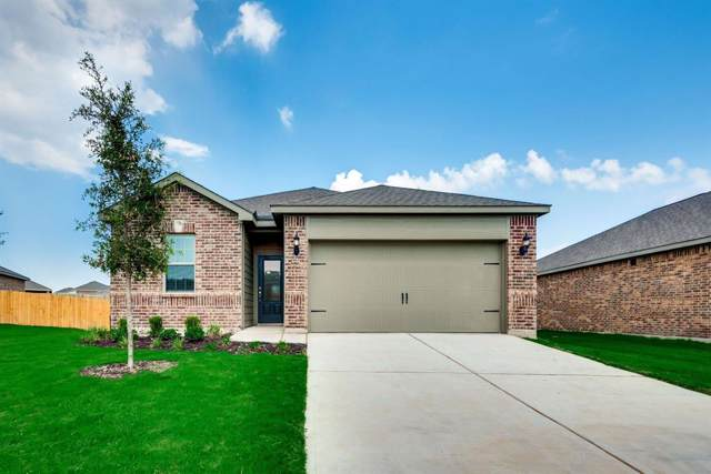 1411 Park Trails Boulevard, Princeton, TX 75407 (MLS #14228210) :: All Cities Realty