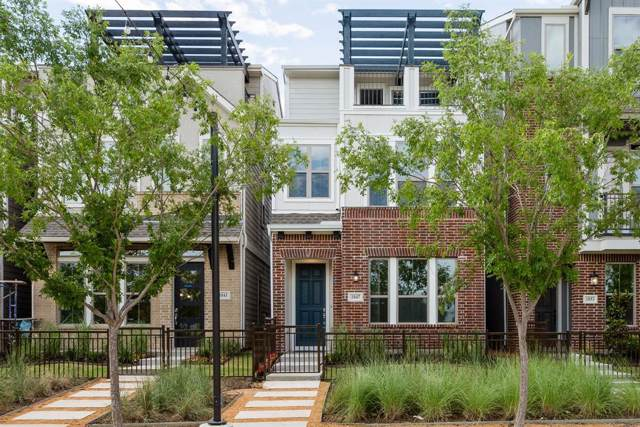 1047 Tea Olive Lane, Dallas, TX 75212 (MLS #14228238) :: All Cities Realty