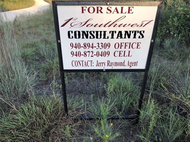 FM 103 N F M 103, Nocona, TX 76255 (MLS #14228240) :: Van Poole Properties Group