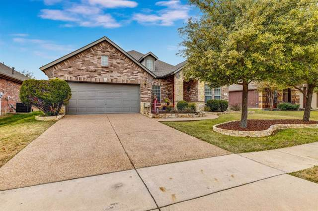 2521 Saddlehorn Drive, Little Elm, TX 75068 (MLS #14228287) :: RE/MAX Town & Country