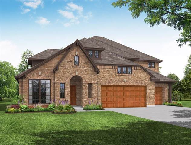 12009 Lostwood Trail, Fort Worth, TX 76244 (MLS #14228292) :: All Cities Realty