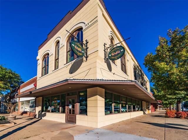 100 W Elm Street, Hillsboro, TX 76645 (MLS #14228302) :: The Kimberly Davis Group