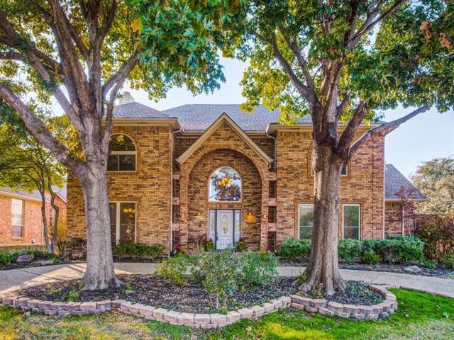 5309 Brouette Court, Plano, TX 75023 (MLS #14228324) :: Vibrant Real Estate