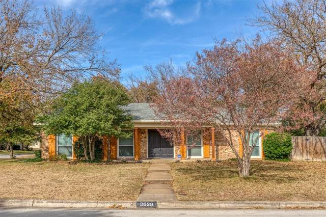 3628 Wayland Drive, Fort Worth, TX 76133 (MLS #14228325) :: The Mitchell Group