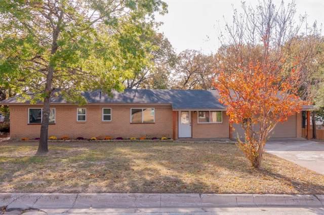1004 Idlewood Avenue, Azle, TX 76020 (MLS #14228340) :: RE/MAX Pinnacle Group REALTORS
