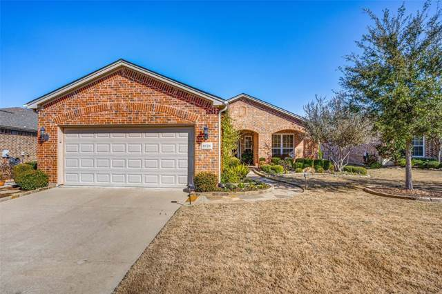 1838 Overwood Drive, Frisco, TX 75036 (MLS #14228342) :: The Kimberly Davis Group