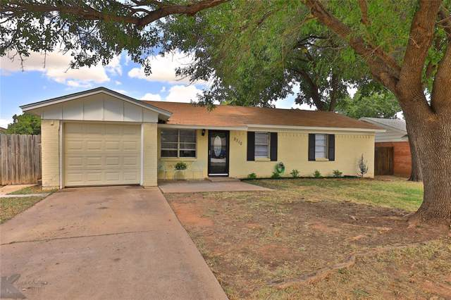 2710 Susan Street, Abilene, TX 79606 (MLS #14228366) :: Ann Carr Real Estate