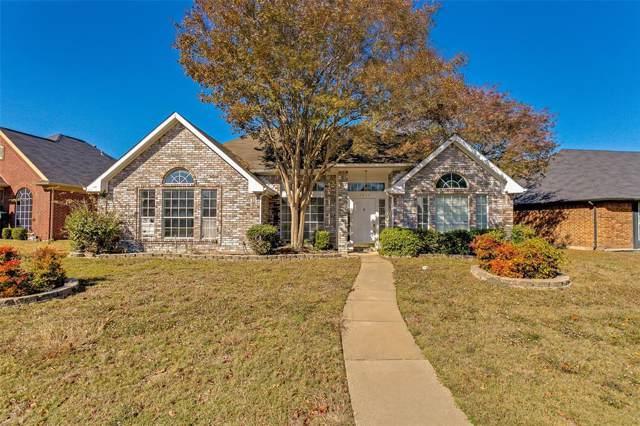 7917 Coastway Drive, Rowlett, TX 75088 (MLS #14228375) :: Vibrant Real Estate