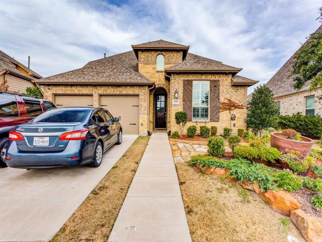 1018 Hoxton Lane, Forney, TX 75126 (MLS #14228377) :: RE/MAX Town & Country