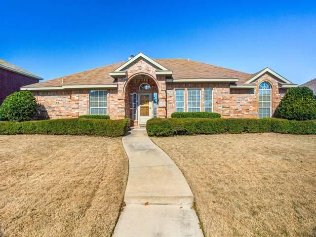 3313 Lochaven Drive, Rowlett, TX 75088 (MLS #14228379) :: Vibrant Real Estate