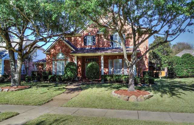 1013 Cross Plains Drive, Allen, TX 75013 (MLS #14228385) :: HergGroup Dallas-Fort Worth