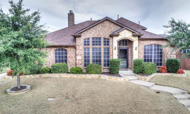 1198 Waters Edge Drive, Rockwall, TX 75087 (MLS #14228388) :: Robbins Real Estate Group