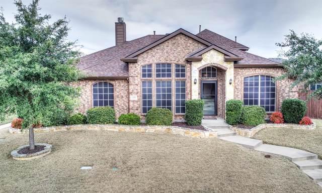 1198 Waters Edge Drive, Rockwall, TX 75087 (MLS #14228388) :: The Heyl Group at Keller Williams