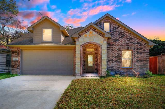 2817 Gordon Avenue, Fort Worth, TX 76110 (MLS #14228396) :: North Texas Team | RE/MAX Lifestyle Property