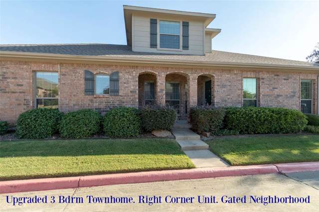 575 S Virginia Hills #2705, Mckinney, TX 75072 (MLS #14228408) :: RE/MAX Town & Country